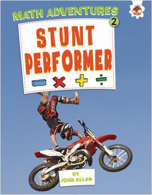 Cover: Stunt Performer