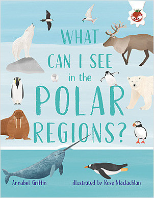 Cover: What Can I See in the Polar Regions?