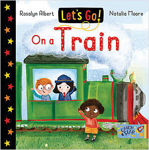 Cover: Let's Go on a Train