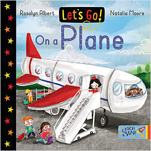 Cover: Let's Go on a Plane