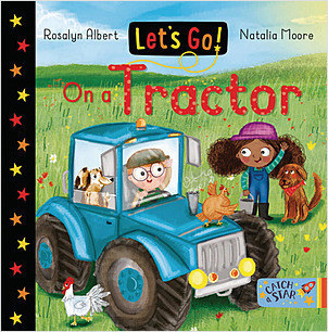 Cover: Let's Go on a Tractor