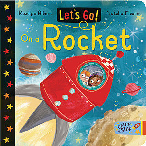 Cover: Let's Go on a Rocket