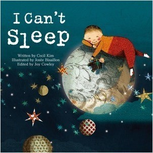 Cover: I Can't Sleep: Imagination - Bedtime