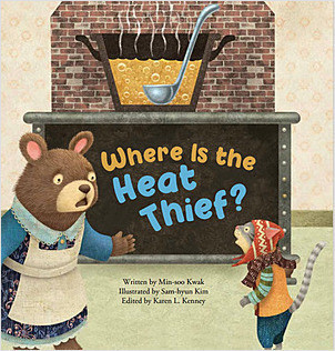 Cover: Where's the Heat Thief?: Movement of Heat