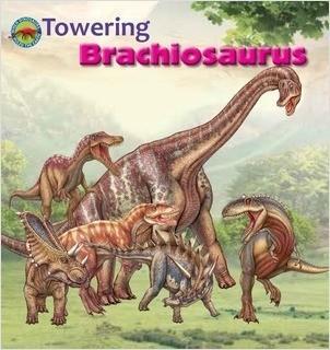 Cover: Towering Brachiosaurus