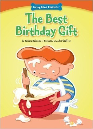 Cover: The Best Birthday Gift