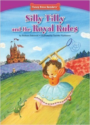 Cover: Silly Tilly and the Royal Rules