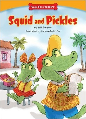 Cover: Squid and Pickles
