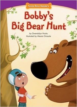Cover: Bobby's Big Bear Hunt