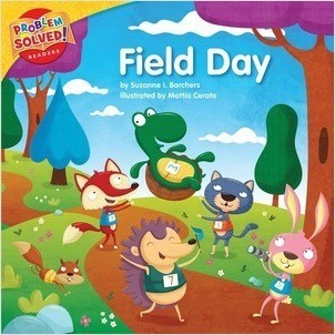 Cover: Field Day: A lesson on empathy