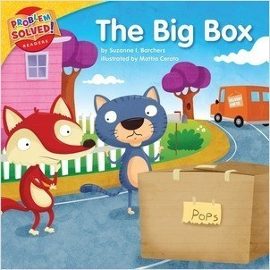 Cover: The Big Box: A lesson on being honest