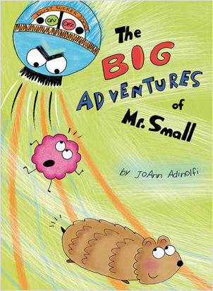 Cover: The Big Adventures of Mr. Small