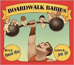Cover: Boardwalk Babies