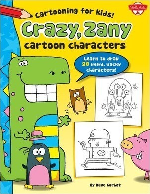 Cover: Cartooning for Kids — Library Bound Set