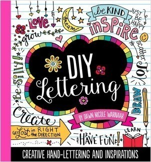 Cover: DIY Lettering