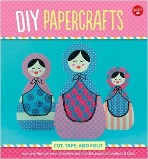 Cover: DIY Papercrafts
