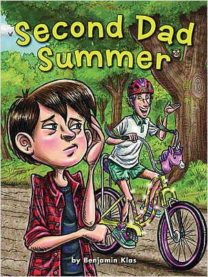 Cover: Second Dad Summer