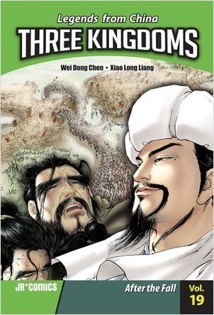 Cover: Three Kingdoms Volume 19: After the Fall