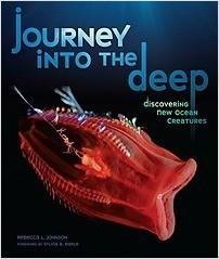 Cover: Journey into the Deep: Discovering New Ocean Creatures