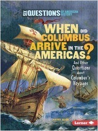 Cover: When Did Columbus Arrive in the Americas?: And Other Questions about Columbus's Voyages
