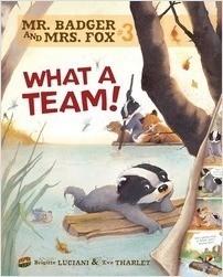 Cover: What a Team!: Book 3