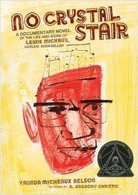Cover: No Crystal Stair: A Documentary Novel of the Life and Work of Lewis Michaux, Harlem Bookseller