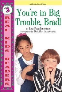 Cover: You're in Big Trouble, Brad!