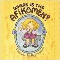 Cover: Where Is the Afikomen?
