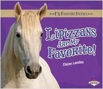 Cover: Lipizzans Are My Favorite!