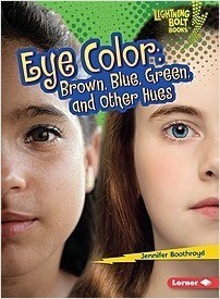 Cover: Eye Color: Brown, Blue, Green, and Other Hues