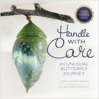 Cover: Handle with Care: An Unusual Butterfly Journey