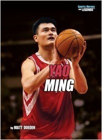 Cover: Yao Ming, 2nd Edition