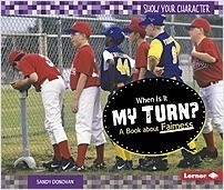 Cover: When Is It My Turn?: A Book about Fairness