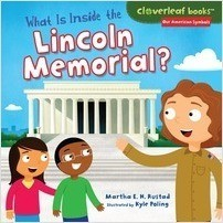 Cover: What Is Inside the Lincoln Memorial?