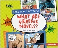 Cover: What Are Graphic Novels?