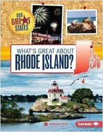 Cover: What's Great about Rhode Island?