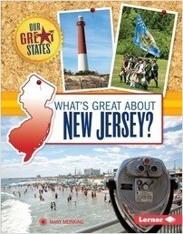 Cover: What's Great about New Jersey?