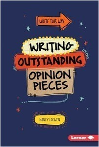 Cover: Writing Outstanding Opinion Pieces