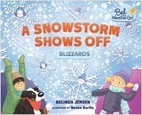 Cover: A Snowstorm Shows Off: Blizzards
