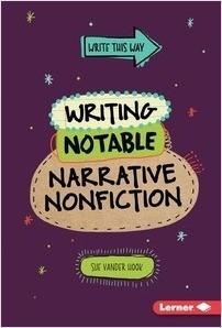 Cover: Writing Notable Narrative Nonfiction