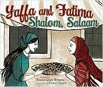 Cover: Yaffa and Fatima: Shalom, Salaam