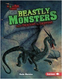 Cover: Beastly Monsters: From Dragons to Griffins