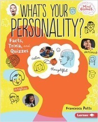 Cover: What's Your Personality?: Facts, Trivia, and Quizzes