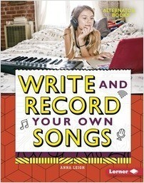 Cover: Write and Record Your Own Songs