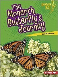Cover: The Monarch Butterfly's Journey