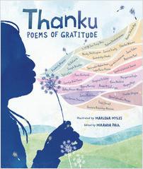 Cover: Thanku: Poems of Gratitude