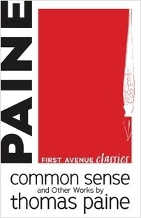 Cover: Common Sense and Other Works by Thomas Paine