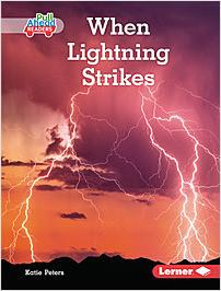 Cover: When Lightning Strikes