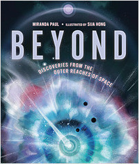Cover: Beyond: Discoveries from the Outer Reaches of Space