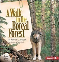 Cover: A Walk in the Boreal Forest